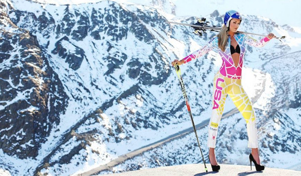 Top Five Fridays July 8, 2016: Lindsey Vonn Image