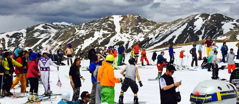 Top Five Fridays June 19, 2015: Arapahoe Basin Closing Dat