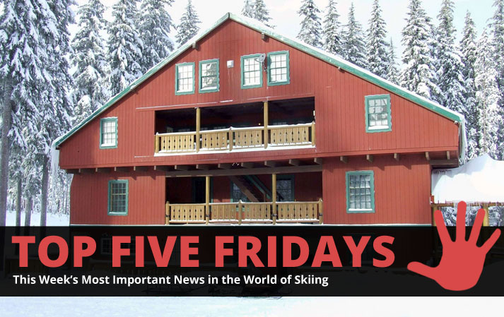 Top Five Fridays June 19, 2015: Lead Image