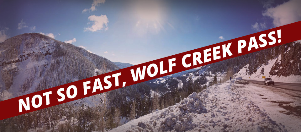 Top Five Fridays June 26, 2015: Wolf Creek Land Swap Challenged