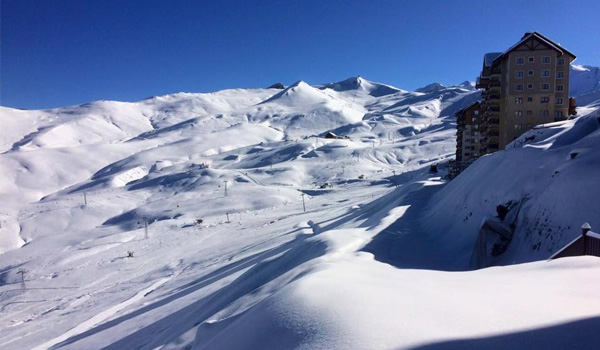 Top Five Fridays June 3, 2016: Valle Nevado Ski Resort Image