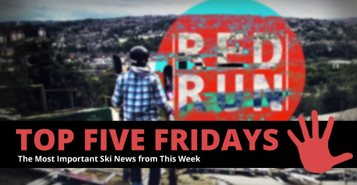 Top Five Fridays - June 4, 2015: Lead Image