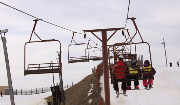 Top Five Fridays March 11, 2016: Wilmot Mountain's Triple Chair Set to be Upgraded.