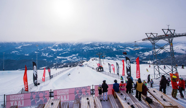 Top Five Fridays May 13, 2016: A Scene at LAAX Resort