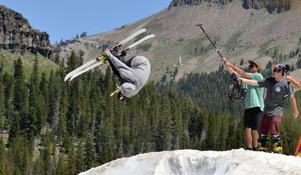 Top Five Fridays May 13, 2016: Summer Skiing at Woodward Tahoe