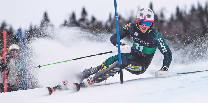 Top Five Fridays - May 22, 2015: Griffin Brown Joins U.S. Ski Team
