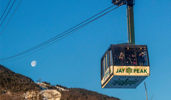Top Five Fridays May 27, 2016: Jay Peak Tram