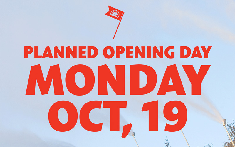 Top Five Fridays October 16, 2015: Sunday River Announces Opening Date