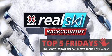 Top Five Fridays - October 2, 2015: Intro Image