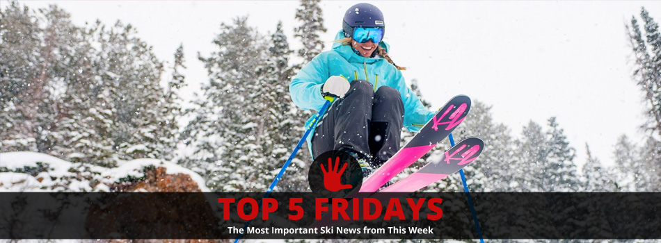 Top Five Fridays October 7, 2016: Lead Image
