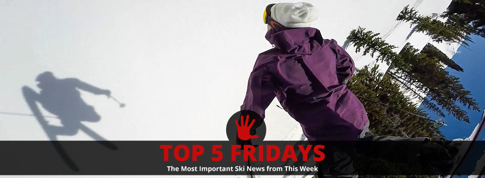 Top Five Fridays September 23, 2016: Lead Image