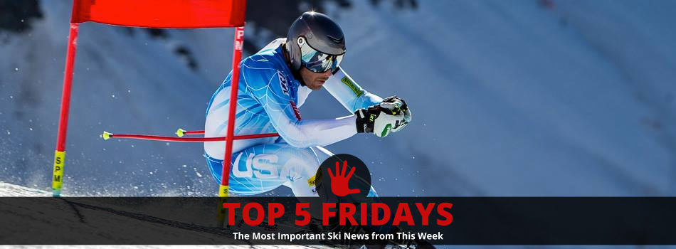 Top Five Fridays September 30, 2016: Lead Image