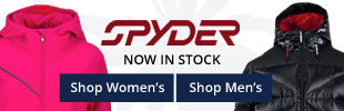 Spyder Now in Stock!
