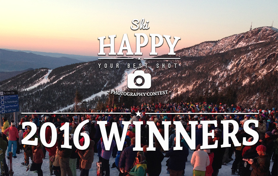 2016 #SkiHappy Winners